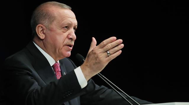 Cumhurbaşkanı Erdoğan: Turizm rezervasyonlarında adeta patlama yaşanıyor