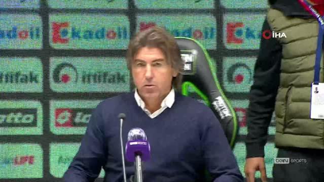 Ricardo Sa Pinto: Maçın galibi bizim olmamız gerekirdi