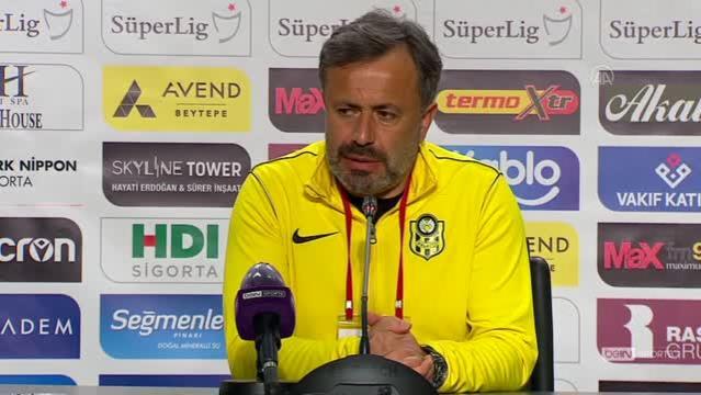 Gençlerbirliği-Yeni Malatyaspor maçının ardından