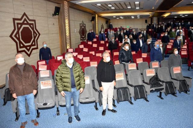 Muradiye OSB'de kazanan Osman Kıvırcık oldu